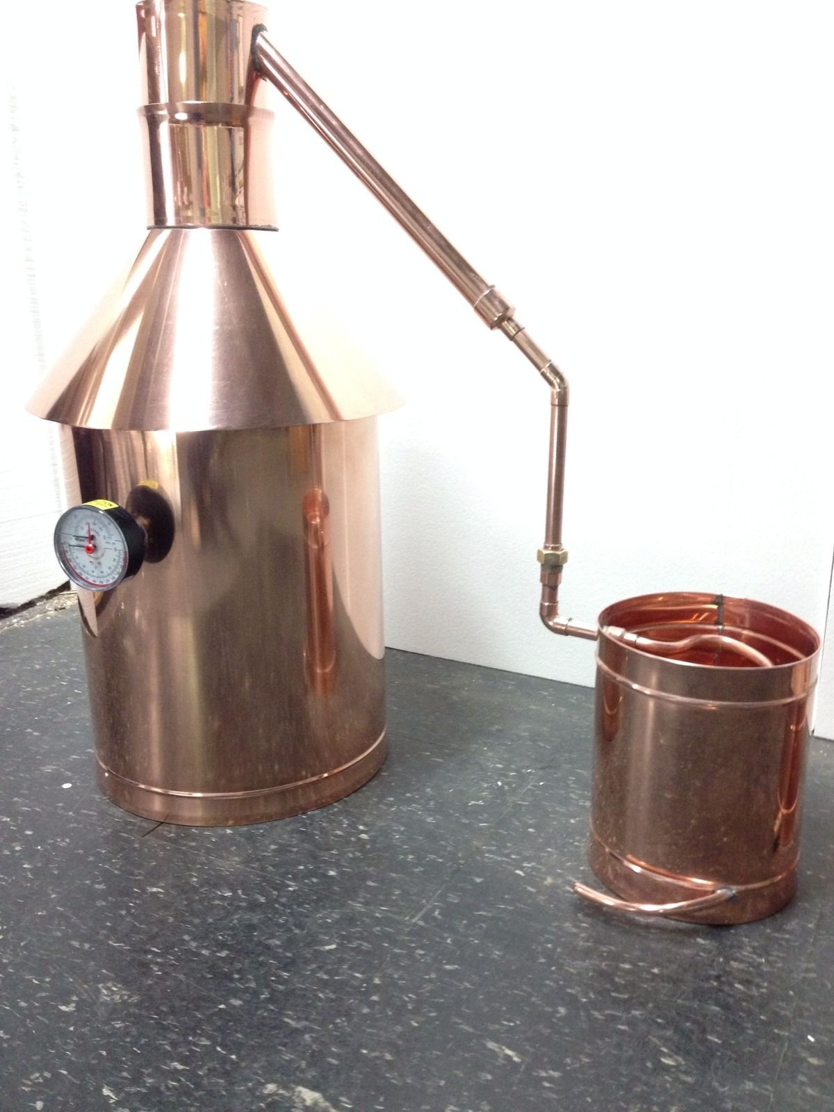 Discount 10 Gallon Stillz Traditional Copper - Moonshine Still