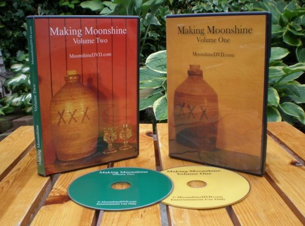 How To Make Moonshine DVD's (Instant